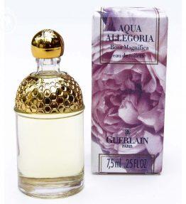 Miniature de parfum Aqua Allégoria Rosa Magnifica de GUERLAIN Edt 7,5 ml NEUF