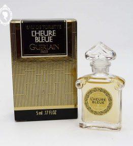 Miniature de parfum L'Heure Bleue de GUERLAIN Eau de toilette 5 ml NEUF
