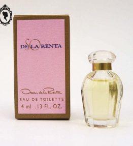 1 Miniature de parfum So de la Renta d'Oscar de la Renta Eau de toilette 4 ml