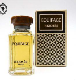 1 Rare Miniature de parfum Equipage Hermès Eau de toilette ancienne et neuve