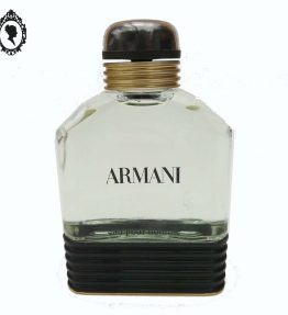 1 Parfum flacon FACTICE DUMMY ARMANI vert 200 ml pour collection